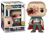 The Will (Bloody, Saga) 10  **Chase**  [Damaged: 7/10]