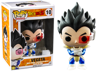 Vegeta (Metallic, Dragonball Z) 10 [Damaged: 7/10]