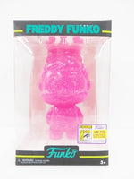 Mini Hikari Freddy Funko (Neon Pink Glitter) - 2017 SDCC Exclusive /400 made