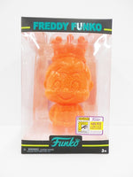 Mini Hikari Freddy Funko (Neon Orange Glitter) - 2017 SDCC Exclusive /400 made