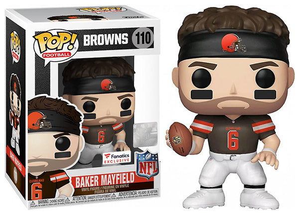 Baker Mayfield (Home Jersey, Cleveland Browns, NFL) 110 - Fanatics Exclusive