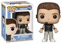 JC Chasez (NSYNC) 112  [Damaged: 7.5/10]