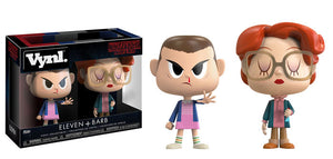 Funko Vynl. Eleven & Barb (Stranger Things)