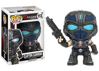 Clayton Carmine (Gears of War) 113 Pop Head