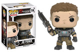 JD Fenix (Gears of War) 114 Pop Head