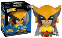 Dorbz Hawkgirl 409 - Hot Topic Exclusive /3000 made  [Damaged: 7/10]