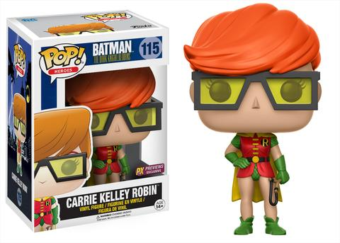 Carrie Kelly Robin (Dark Knight Returns) 115 - Previews Exclusive