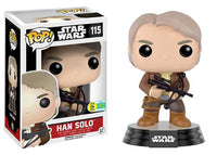 Han Solo (Bowcaster) 115 - 2016 SDCC Exclusive  [Damaged: 7.5/10]