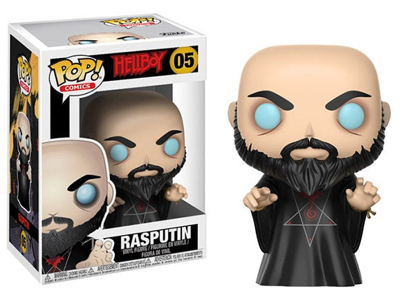 Rasputin (Hellboy) 05  [Damaged: 7.5/10]