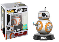 BB-8 (Thumbs Up) 116 - 2016 Summer Convention Exclusive Pop Head