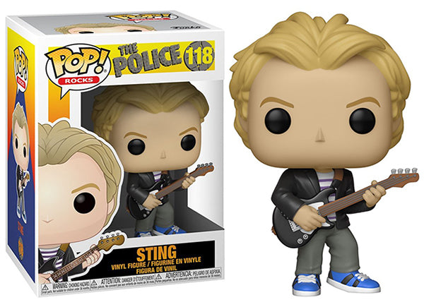Sting (The Police) 118