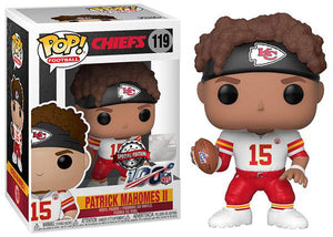 > Patrick Mahomes II (White Jersey, Kansas City Chiefs, NFL) 119 - Special Edition Exclusive