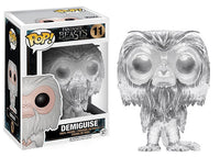 Demiguise (Invisible, Fantastic Beasts) 11 - Amazon Exclusive Pop Head
