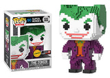The Joker (Metallic, 8-Bit, Batman) 11 - Gamestop Exclusive **Chase**