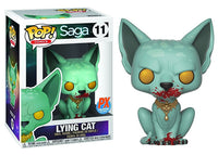 Lying Cat (Bloody, Saga) 11 - Previews Exclusive  [Damaged: 6/10]