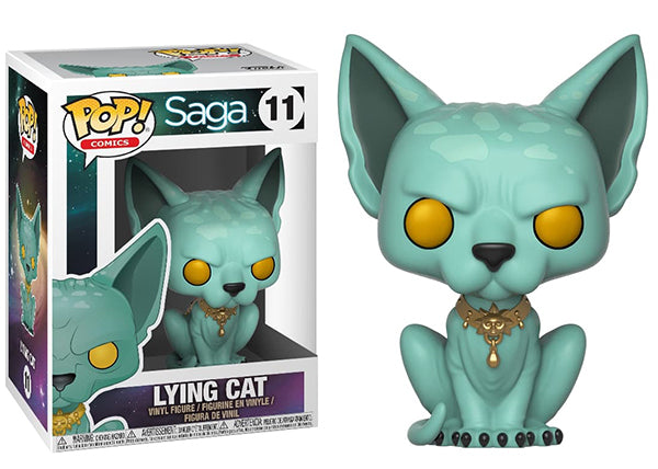 Lying Cat (Saga) 11  [Damaged: 7/10]