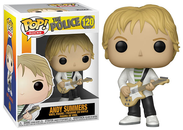 Andy Summers (The Police) 120