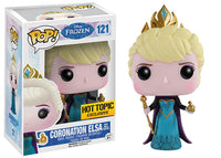 Coronation Elsa w/Orb & Scepter (Frozen) 121 - Hot Topic Exclusive  [Condition: 9/10]