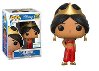 Jasmine (Red, Glitter, Aladdin) 354 - Barnes and Noble Exclusive  [Damaged: 7.5/10]