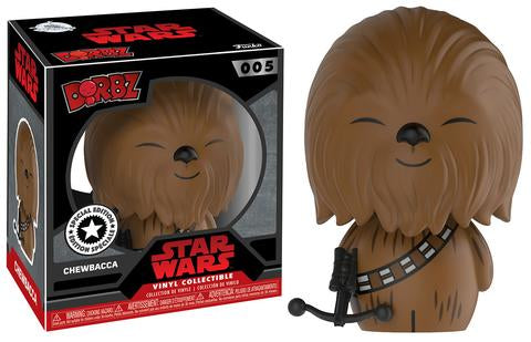 Dorbz Chewbacca 005 - Disney Store Exclusive  [Damaged: 7/10]