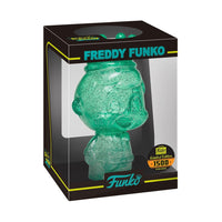 Mini Hikari Freddy Funko (Green Glitter) - Funko Shop Exclusive /1500 made