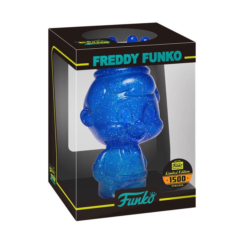 Mini Hikari Freddy Funko (Blue Glitter) - Funko Shop Exclusive /1500 made