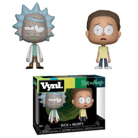Funko Vynl. Rick & Morty  [Damaged: 6.5/10]