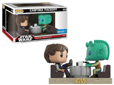 Cantina Faceoff (Movie Moments) 223 - Walmart Exclusive