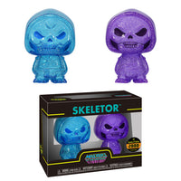 Mini Hikari Skeletor (Blue & Purple) 2-Pack /2000 made