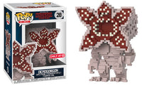Demogorgon (8-Bit, Stranger Things) 20 - Target Exclusive  [Damaged: 7/10]