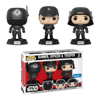Gunner, Officer & Trooper 3-pk - Walmart Exclusive  [Damaged: 7/10]