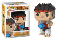 Ryu (8-Bit, Street Fighter) 15 - Gamestop Exclusive