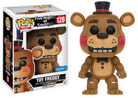Toy Freddy (Five Nights at Freddy's) 128 - Walmart Exclusive  [Damaged: 7.5/10]