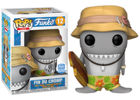 Fin Du Chomp (Spastik Plastik) 12 - Funko Shop Exclusive