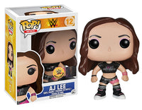 AJ Lee (WWE) 12 - WWE Exclusive  [Condition: 8/10]