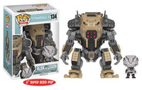 Blisk & Legion (6-inch, Titanfall 2) 134 Pop Head