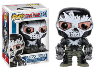 Crossbones (Battle Damage, Captain America Civil War) 134 **Vaulted** Pop Head