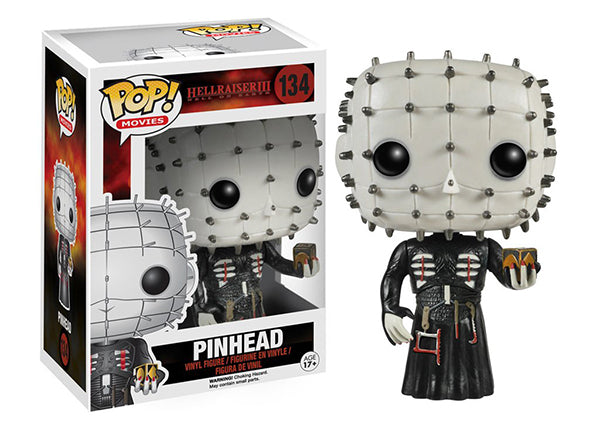 Pinhead (Hellraiser III) 134  [Damaged: 6/10] Pop Head