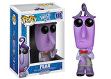 Fear (Inside Out) 135  [Damaged: 4/10] Pop Head