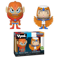 Funko Vynl. Beast Man & Sorceress - 2018 Spring Convention Exclusive /2500 made
