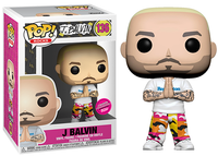 J Balvin 136 - J Balvin Merch Exclusive [Damaged 6/10]