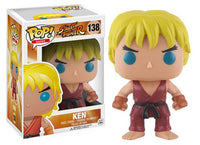 Ken (Street Fighter) 138 Pop Head