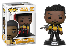 Lando Calrissian (Solo) 240  [Damaged: 7/10]