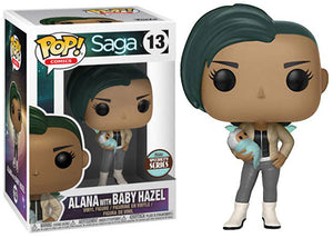Alana w/ Baby Hazel (Saga) 13 - Specialty Series Exclusive