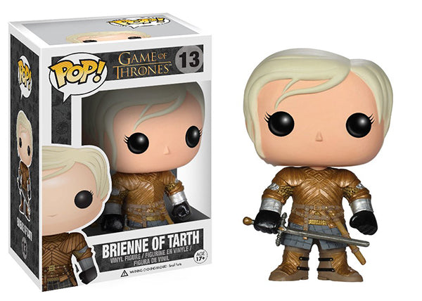 Brienne of Tarth (Game of Thrones) 13  [Damaged: 7/10]