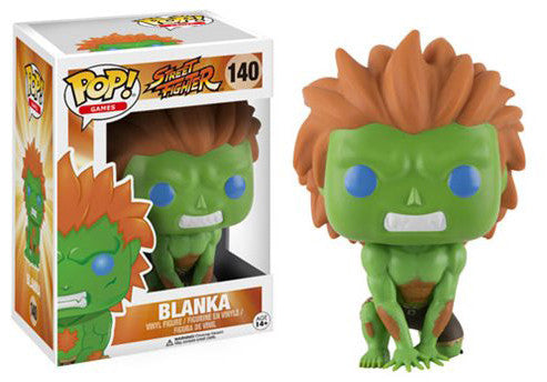 Blanka (Street Fighter) 140 Pop Head