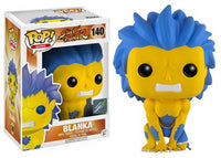 Blanka (Hyper, Street Fighter) 140 - ThinkGeek Exclusive Pop Head