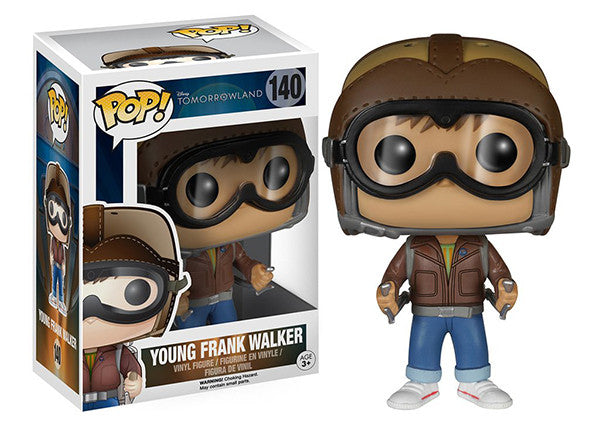 Young Frank Walker (Tomorrowland) 140 **Vaulted** Pop Head