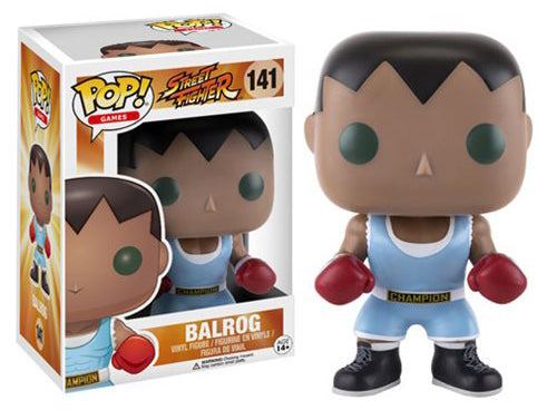 Balrog (Street Fighter) 141  [Damaged: 7.5/10]