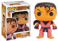 Dan (Street Fighter) 142  [Damaged: 7/10]